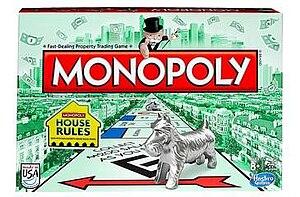 Monopoly (game) - 2014 U.S. MONOPOLY Box