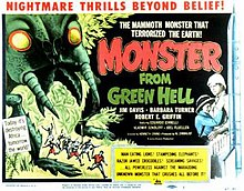 Monster from Green Hell - Wikipedia