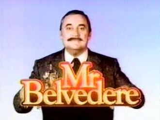 Mr. Belvedere - Title card, from seasons 3–6