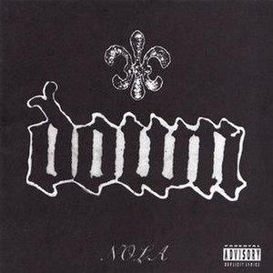 NOLA (album) - Image: NOLA Down cover