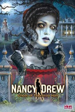 Nancy Drew: Ghost of Thornton Hall - Image: Nancy Drew Ghost of Thornton Hall Cover Art