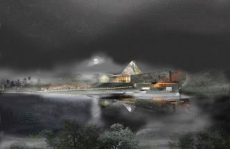 Antoine Predock - National Palace Museum Southern Branch, Taiwan