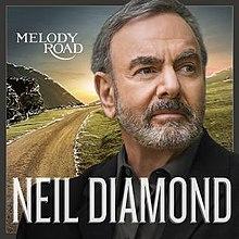 Neil Diamond Christmas Album 2019.Melody Road Album Wikipedia