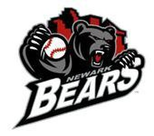 Newark Bears - The Bears' primary logo used from 2005-2008