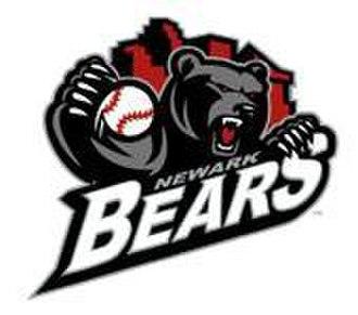 Newark Bears - The Bears' primary logo used from 2005-2008