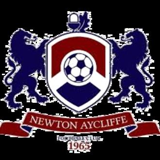 Newton Aycliffe F.C. - Image: Newton Aycliffe F.C. logo