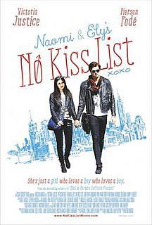 <i>Naomi and Elys No Kiss List</i> 2015 film by Kristin Hanggi
