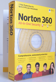 Norton 360 version 1.0