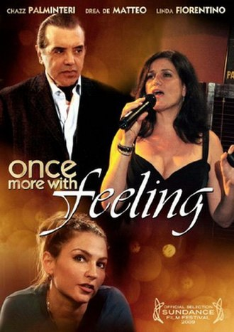 Once More with Feeling (film) - Image: Once More with Feeling (film)