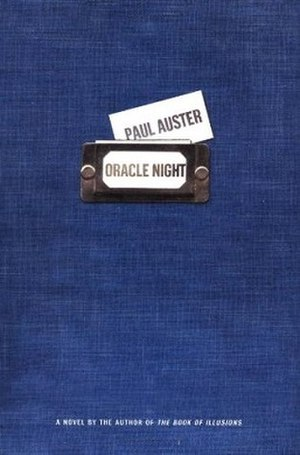 Oracle Night - First edition