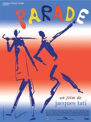 Parade (1974 film) - Image: Parade (film)