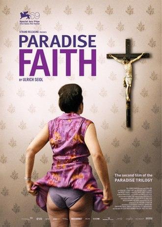 Paradise: Faith - Film poster