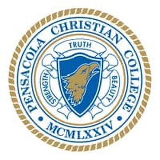 Pensacola Christian College - Image: Pensacola Christian College official seal