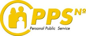 Personal Public Service Number - Image: Personal Public Service Number