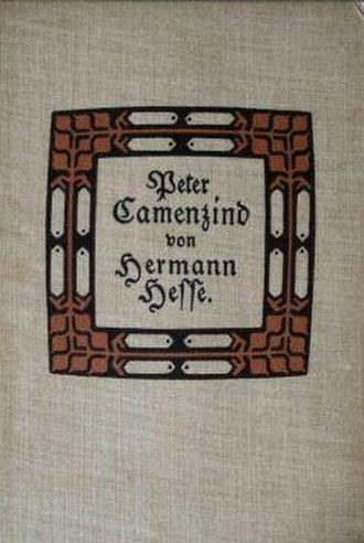 Peter Camenzind - 1913 edition
