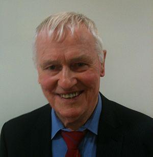 Peter McParland - Peter McParland at Villa Park, 16 March 2013