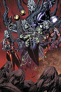 Phalanx (comics)