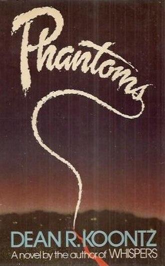 Phantoms (novel) - First edition