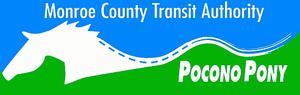 Monroe County Transit Authority - Image: Pocono Pony