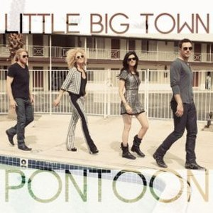Pontoon (song) - Image: Pontoon LBT