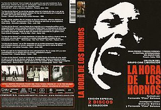 1968 film by Fernando Solanas, Octavio Getino