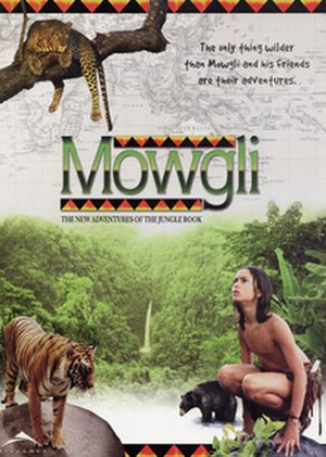 "Mowgli: The New Adventures of the Jungle Book - Image: Promotional One Sheet for ""Mowgli The New Adventures of the Jungle Book"" small"