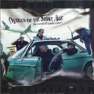 The Lost Art of Keeping a Secret - Image: Queens of the Stone Age TLAOKAS CD1