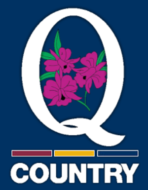 Queensland Country (NRC team) - Image: Queensland Country (NRC team) logo