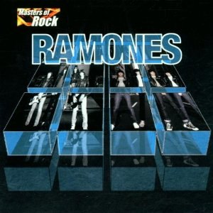 Masters of Rock: Ramones - Image: Ramones Masters of Rock cover