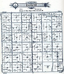Ransom Township, Nobles County, Minnesota - Wikipedia, the free ...