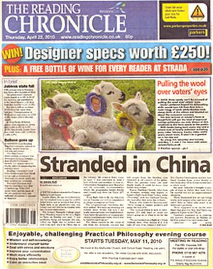 Reading Chronicle - Image: Reading Chronicle