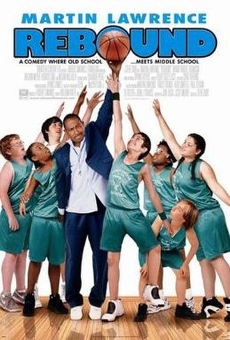Rebound (2005 film) - Theatrical release poster