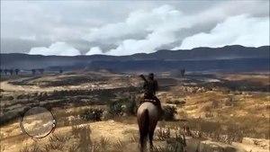 Filered Dead Redemption Gameplay Ogv