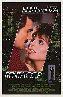 <i>Rent-a-Cop</i> 1988 film by Jerry London