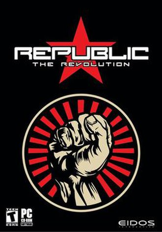 Republic: The Revolution - Image: Republic The Revolution