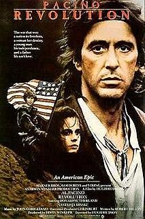 <i>Revolution</i> (1985 film) 1985 film