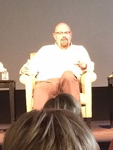 Robert Hicks (American author) at 2016 Rancho Mirage Writers Festival.jpg