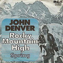 Rocky Mountain High From Wikipedia