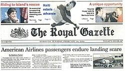 Королевская газета (Бермудские острова) .jpg