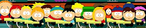 List Of Students At South Park Elementary Wikipedia