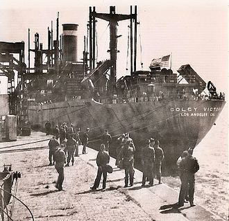 SS Colby Victory - Image: SS Colby Victory