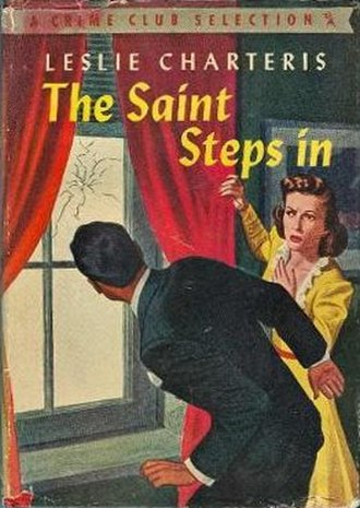 The Saint Steps In - First edition (US)