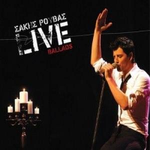 Live Ballads - Image: Sakis LIVE Ballads