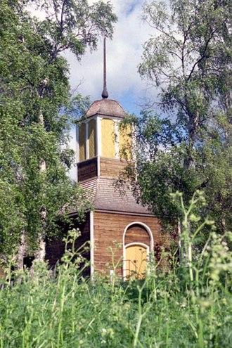 Gällivare Municipality - The Sami Church in Gällivare.
