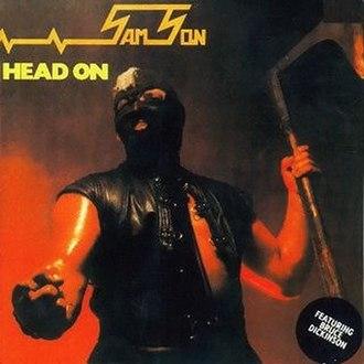 Head On (Samson album) - Image: Samson head on