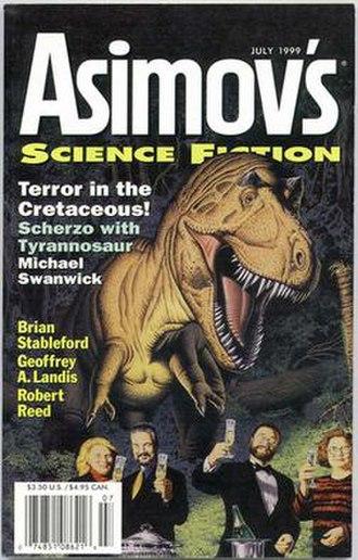 Scherzo with Tyrannosaur - Image: Scherzo ASM