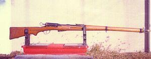 Schmidt–Rubin - Schmidt–Rubin Model 1911 Rifle