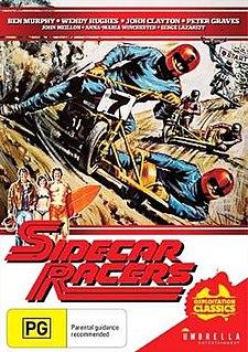 <i>Sidecar Racers</i> 1975 Australian film directed by Earl Bellamy