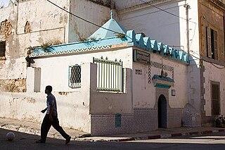 Sidi El Houari Algerian Imam