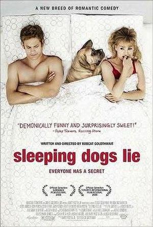 Sleeping Dogs Lie (2006 film) - Image: Sleeping Dogs Lie
